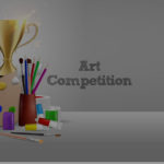 Drawing Competition in Ramapuram