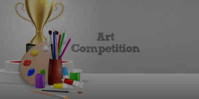Drawing Competition in Chinmaya Nagar