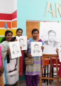 drawing class adults art 7