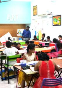 drawing class porur