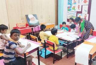 drawing class west mambalam 11