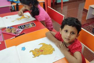 drawing class west mambalam 13