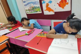 drawing class west mambalam 14