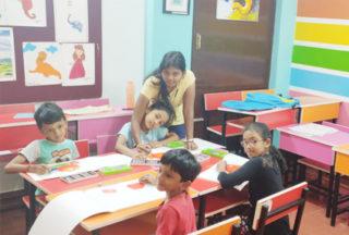 drawing class west mambalam 9