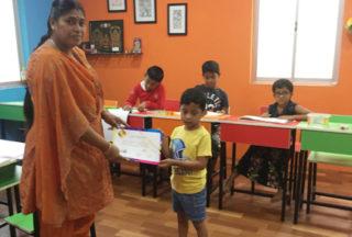 drawing classes chinmaya nagar 16