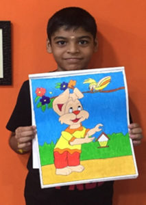 drawing classes chinmaya nagar