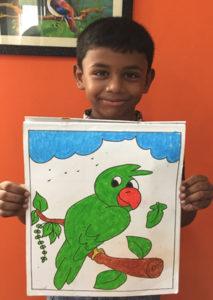 drawing classes chinmaya nagar 5