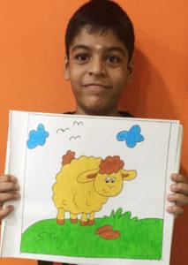 drawing classes chinmaya nagar 6