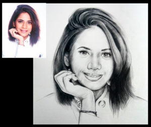 pencil pencil drawing artist near to me