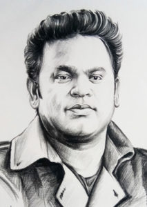 pencil drawing artist chennai 13