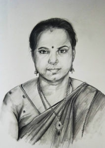 pencil drawing artist chennai 15