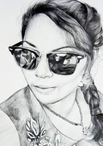 pencil drawing artist chennai 16