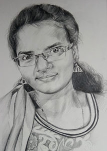 pencil drawing artist chennai 18