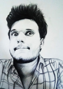 pencil drawing artist chennai 22