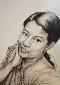 pencil drawing artist chennai 24
