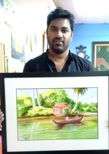 pencil drawing artist chennai 25