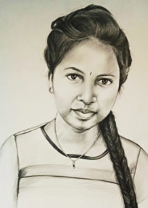 pencil drawing artist chennai 28
