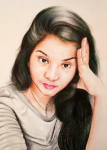 pencil drawing artist chennai 29