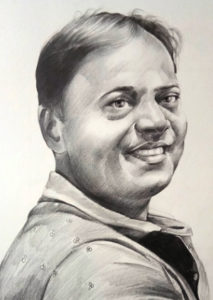 pencil drawing artist chennai 30
