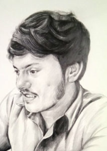 pencil drawing artist chennai 31