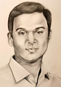 pencil drawing artist chennai 33