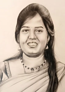 pencil drawing artist chennai 34