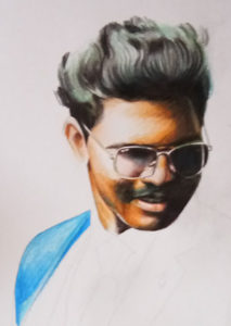 pencil drawing artist chennai 37