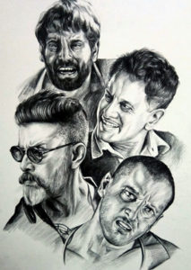 pencil drawing artist chennai 4