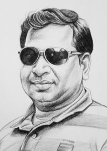 pencil drawing artist chennai 45