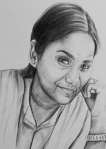 pencil drawing artist chennai 47