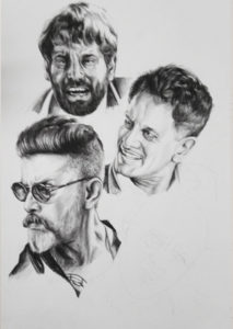pencil drawing artist chennai 5