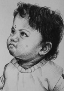 pencil drawing artist chennai 50