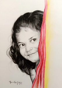 pencil drawing artist chennai 53
