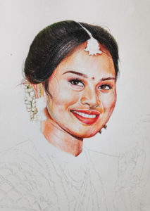 pencil drawing artist chennai 57