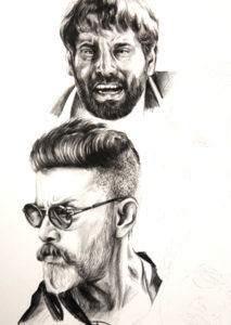 pencil drawing artist chennai 6