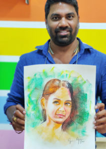 pencil drawing artist chennai 62