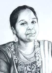 pencil drawing artist chennai 8