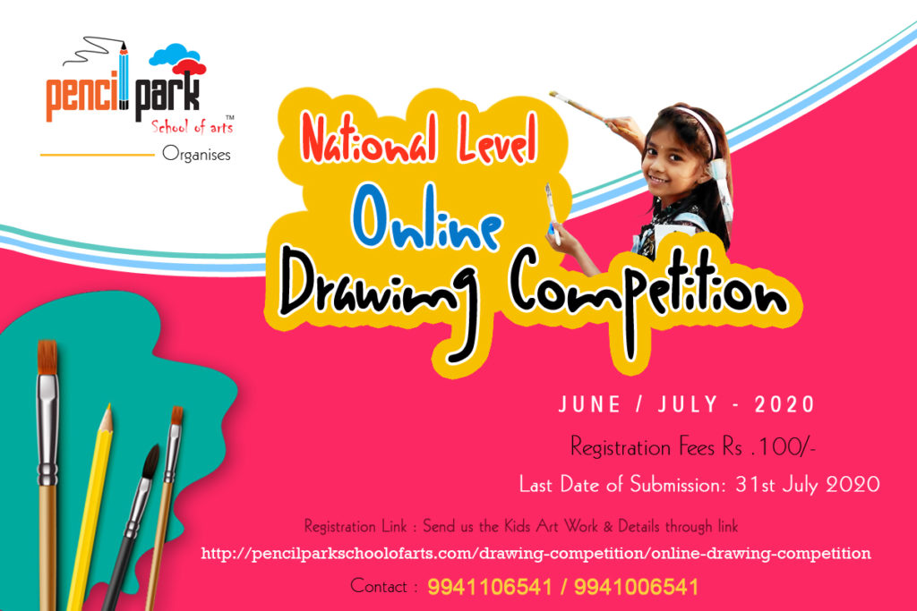 Online Drawing competition new