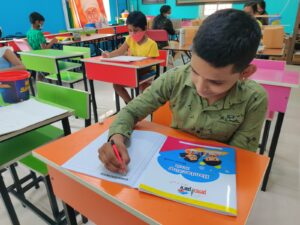 handwriting classes for kids