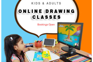 Online Drawing Painting Handwriting Courses