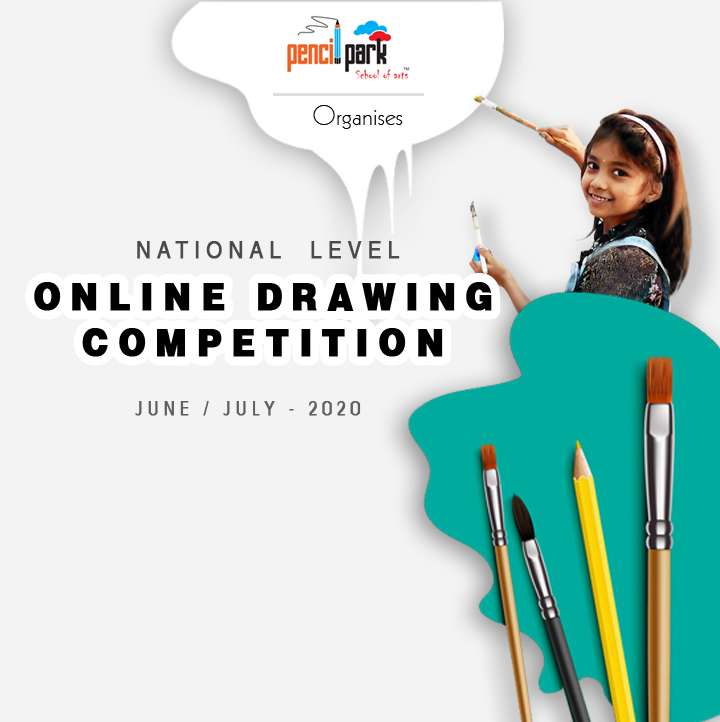National Level Online Drawing Competition       –  RESULTS